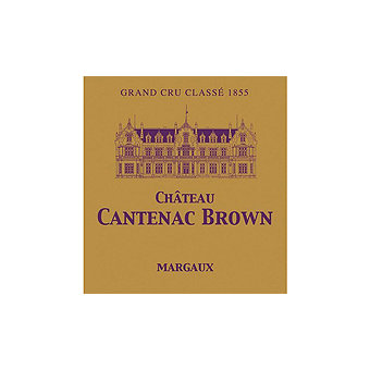 Chateau Cantenac Brown 2010 Margaux, Grand Cru Classe