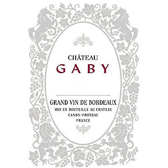 Chateau Gaby 2015 Canon-Fronsac