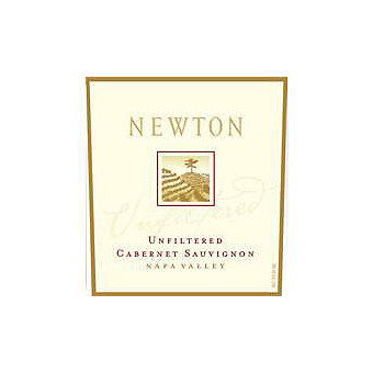 Newton 2014 Unfiltered Cabernet Sauvignon, Napa Valley