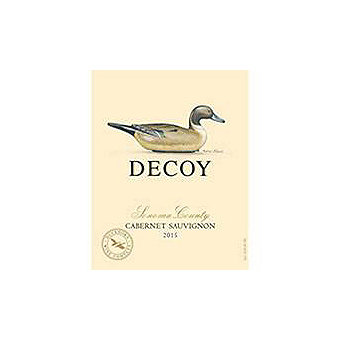 Decoy by Duckhorn 2015 Cabernet Sauvignon, Sonoma County