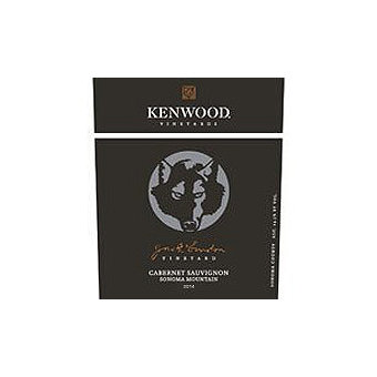 Kenwood 2014 Cabernet Sauvignon, Jack London Vyd., Sonoma Mountain
