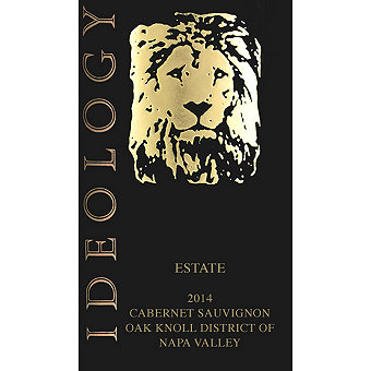 Ideology 2014 Cabernet Sauvignon Estate, Oak Knoll, Napa Valley