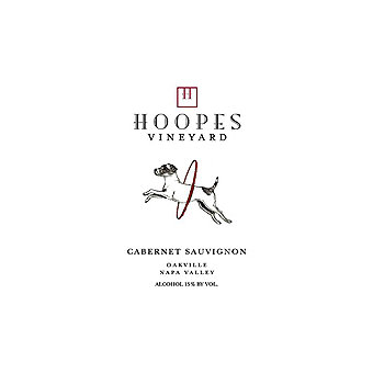 Hoopes 2013 Cabernet Sauvignon, Oakville, Napa Valley