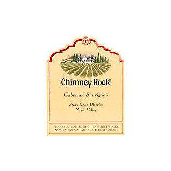 Chimney Rock 2014 Cabernet Sauvignon, Stags Leap District, Napa Valley