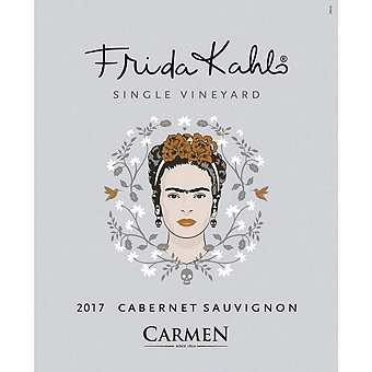 Carmen 2017 Cabernet Sauvignon, Frida Kahlo, Single Vyd., Maipo Valley