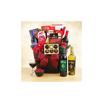 Coppola Beauty Four Bottle Gift Basket
