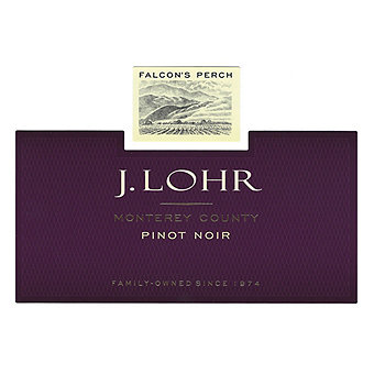 J. Lohr 2016 Pinot Noir, Falcons Perch, Monterey