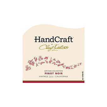 Handcraft 2014 Pinot Noir, California