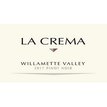 La Crema 2017 Pinot Noir, Willamette Valley