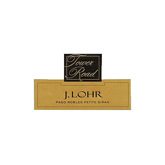 J. Lohr 2014 Petite Sirah, Tower Road, Paso Robles