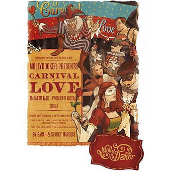 Mollydooker 2017 Shiraz, Carnival of Love, McLaren Vale