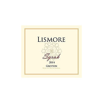 Lismore Estate 2014 Syrah, Greyton, South Africa
