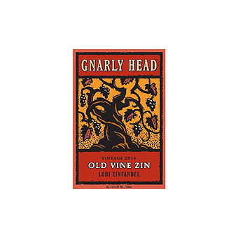 Gnarly Head 2015 Old Vine Zinfandel, Lodi