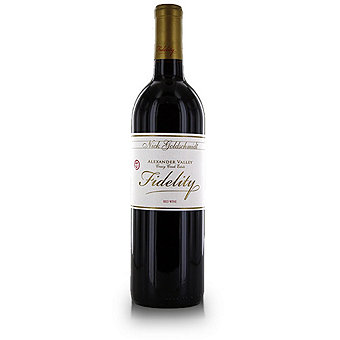 Fidelity 2015 Crazy Creek Estate Red Blend, Alexander Valley, Nick Goldschmidt