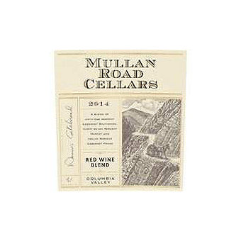 Mullan Road 2014 Red Blend, Cakebread, Columbia Valley
