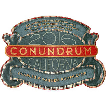Conundrum 2016 Red Blend, California, Wagner Family