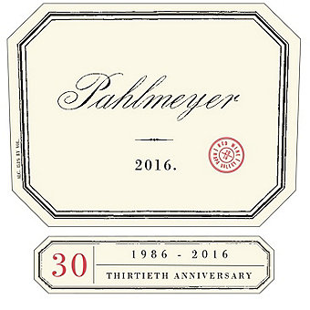 Pahlmeyer 2016 Proprietary Red, Napa Valley