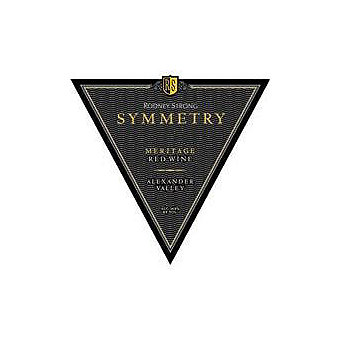Symmetry 2013 Meritage Red, Alexander Valley, Rodney Strong