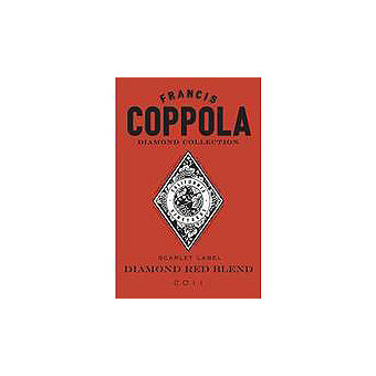 Scarlet Label Red Blend 2010 Diamond Collection, California, Francis Ford Coppola