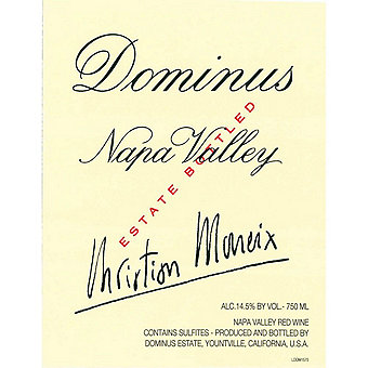 Dominus Estate 2016 Napa Valley