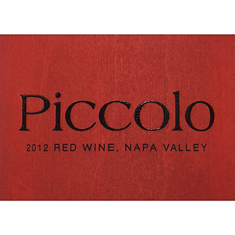 Piccolo 2012 Red Blend, Peju Province, Napa Valley