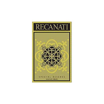 Recanati 2013 Special Reserve Red, Galilee