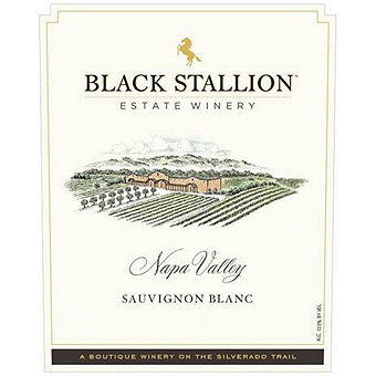 Black Stallion 2016 Sauvignon Blanc, Napa Valley