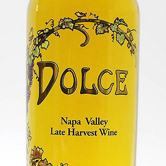 Dolce 2012 Late Harvest, Far Niente, Napa Valley, Half Btl 375 mL