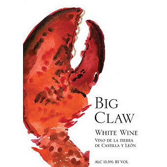 Big Claw 2016 White Blend, La Mancha