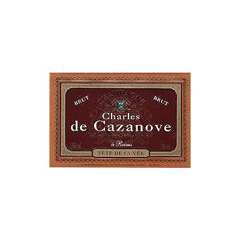 Charles de Cazanove,Tradition Pere et Fils, Brut NV Champagne