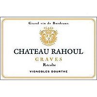 Chateau Rahoul 2007 Red Graves