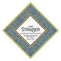 Von Strasser 2014 Cabernet Sauvignon, Diamond Mountain, Napa Valley