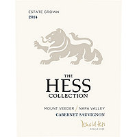 Hess Collection 2014 Cabernet Sauvignon, Mt. Veeder, Napa Valley