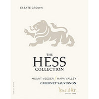 Hess Collection 2016 Cabernet Sauvignon, Mt. Veeder, Napa Valley
