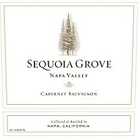 Sequoia Grove 2016 Cabernet Sauvignon, Napa Valley
