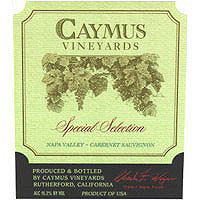 Caymus Special Selection 2014 Cabernet Sauvignon, Napa Valley