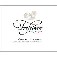 Trefethen 2014 Cabernet Sauvignon Estate, Oak Knoll District, Napa Valley