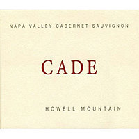 Cade 2016 Cabernet Sauvignon, Howell Mt., Napa Valley