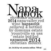 Napanook 2014 Cabernet Sauvignon, Dominus Estate, Napa Valley