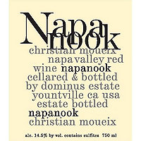 Napanook 2016 Cabernet Sauvignon, Dominus Estate, Napa Valley