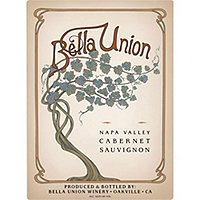 Bella Union 2016 Cabernet Sauvignon, Napa Valley