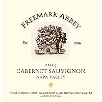 Freemark Abbey 2014 Cabernet Sauvignon, Napa Valley