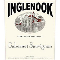 Inglenook Estate 2013 Cabernet Sauvignon, Rutherford, Napa Valley