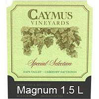 Caymus Special Selection 2013 Cabernet Sauvignon, Napa Valley-Magnum, 1.5L