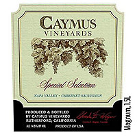 Caymus Special Selection 2014 Cabernet Sauvignon, Napa Valley, Magnum, 1.5L