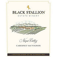 Black Stallion 2014 Cabernet Sauvignon, Napa Valley