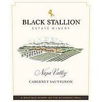 Black Stallion 2015 Cabernet Sauvignon, Napa Valley