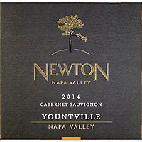Newton 2014 Cabernet Sauvignon, Single Vineyard, Yountville, Napa Valley