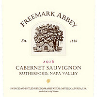 Freemark Abbey 2016 Cabernet Sauvignon, Rutherford, Napa Valley