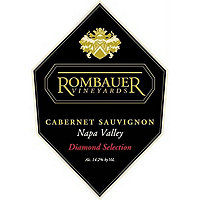 Rombauer 2014 Cabernet Sauvignon Diamond Selection, Napa Valley
